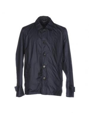 Куртка GLOVERALL. Цвет: темно-синий