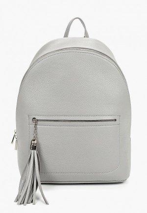 Рюкзак Afina. Цвет: серый