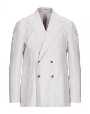 Пиджак 0909 FATTO IN ITALIA. Цвет: бежевый