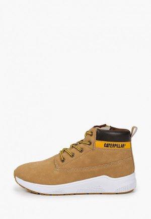 Ботинки Caterpillar COLMAX. Цвет: коричневый