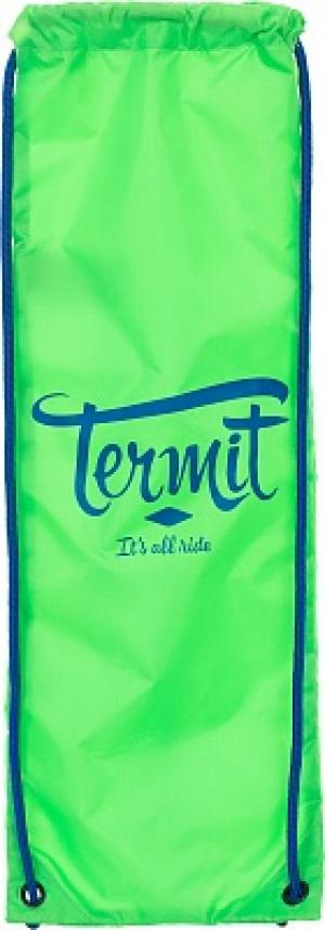 Сумка для скейтборда Termit. Цвет: зеленый