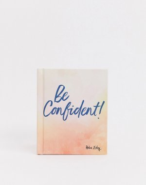 Книга Be Confident-Многоцветный Allsorted