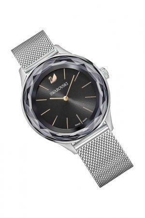 Наручные часы Swarovski. Цвет: черный