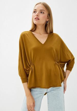 Пуловер Dorothee Schumacher. Цвет: золотой