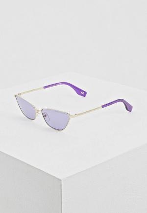 Очки солнцезащитные Marc Jacobs 369/S B3V. Цвет: золотой