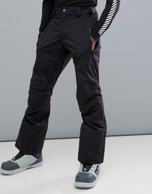 Горнолыжные черные брюки Legendary-Черный Helly Hansen