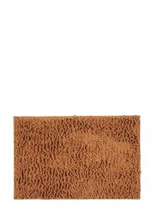 Коврик для ванной Dream Time. Цвет: коричневый