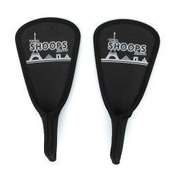 Накаблучник SHO001 easy черный SHOOPS