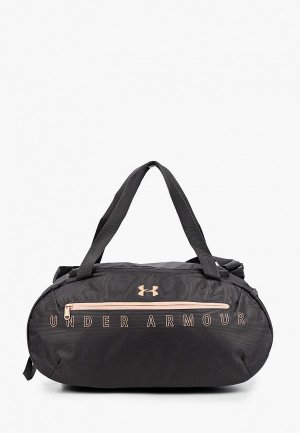 Сумка спортивная Under Armour UA Roland Duffle SM. Цвет: черный