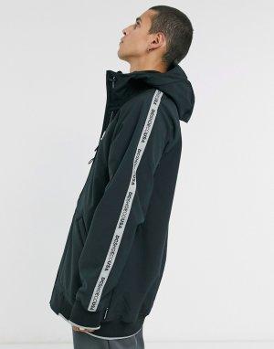 Черная зимняя куртка Spectrum-Черный DC