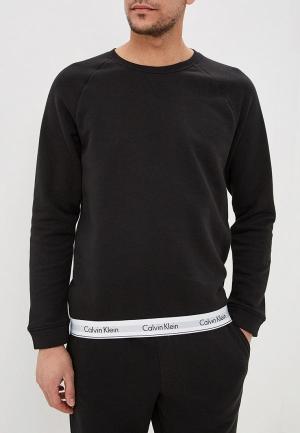 Свитшот домашний Calvin Klein Underwear. Цвет: черный