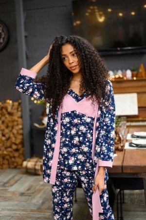 Комплект пижама майка Mix-Mode