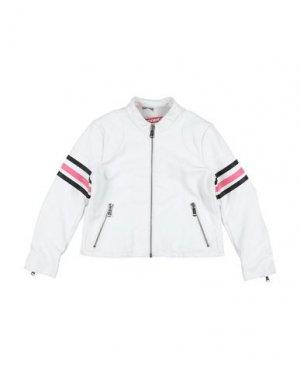 Куртка FREEDOMDAY. Цвет: белый