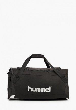 Сумка спортивная Hummel CORE SPORTS. Цвет: черный