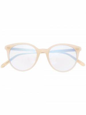 Солнцезащитные очки Dillon с затемненными линзами Garrett Leight. Цвет: нейтральные цвета