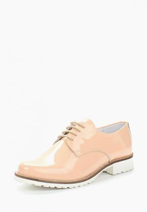 Ботинки Dali. Цвет: бежевый