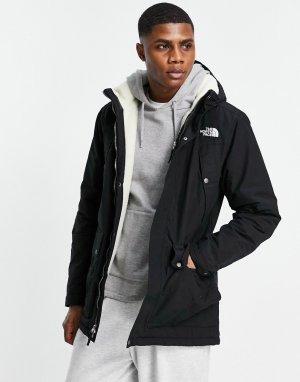Черная куртка-тренч Katavi-Черный цвет The North Face