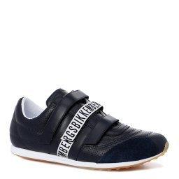 Кроссовки BANNON темно-синий BIKKEMBERGS