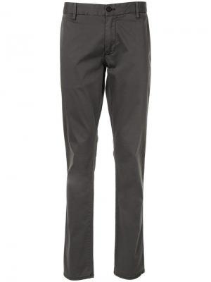 Классические строгие брюки Emporio Armani