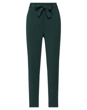 Повседневные брюки GARCIA. Цвет: изумрудно-зеленый