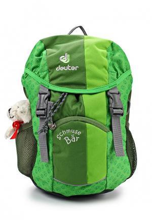 Рюкзак Deuter Schmusebar. Цвет: зеленый