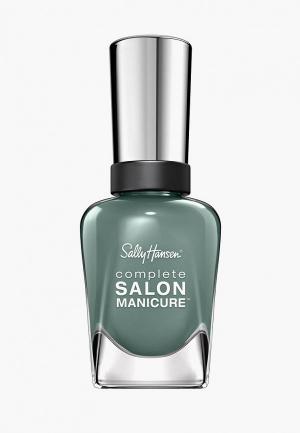 Лак для ногтей Sally Hansen Complete Salon Manicure, 586 Moss Definitely, 14 мл