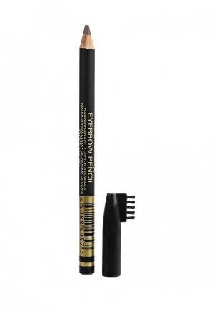 Карандаш для бровей Max Factor Eyebrow Pencil 02 тон. Цвет: коричневый
