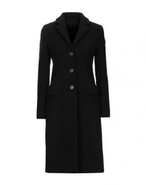 Пальто BALLANTYNE. Цвет: черный