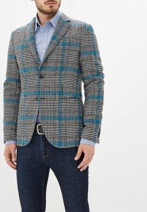 Пиджак Sisley. Цвет: серый
