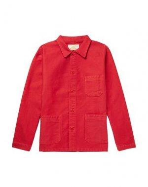 Пиджак LE MONT ST MICHEL. Цвет: красный