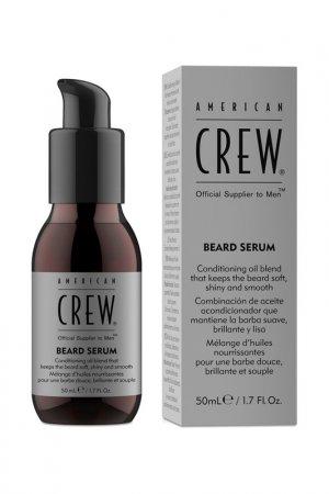 Сыворотка Beard Serum АС для б AMERICAN CREW. Цвет: белый