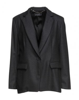 Пиджак CLIPS. Цвет: стальной серый