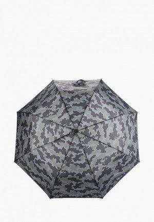 Зонт складной Swims Umbrella Short. Цвет: разноцветный
