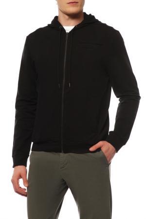 Куртка спортивная Dirk Bikkembergs. Цвет: черный