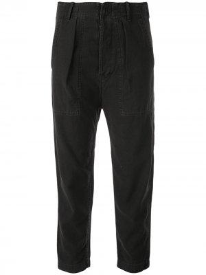 Зауженные брюки Harrison Citizens Of Humanity. Цвет: черный
