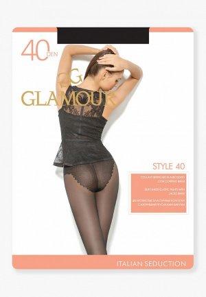 Колготки Glamour Style 40 DEN. Цвет: черный
