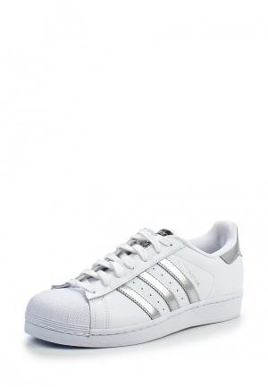 Кеды adidas Originals SUPERSTAR. Цвет: белый