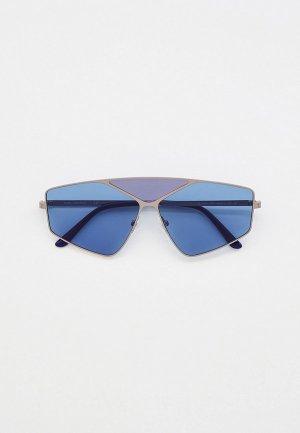 Очки солнцезащитные Karl Lagerfeld KL 311S 033. Цвет: серебряный