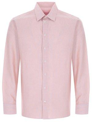 Рубашка хлопковая ARMANI COLLEZIONI