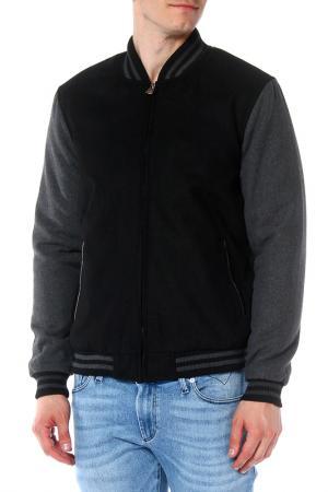 Куртка ALCOTT. Цвет: c101 black