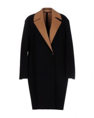 Пальто GILMAR. Цвет: черный