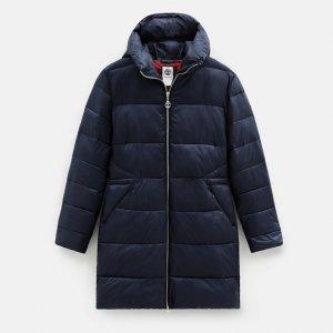 Куртки Mount Rosebrook Quilted Parka Timberland. Цвет: темно-синий