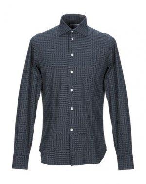 Pубашка BRANCACCIO C.. Цвет: темно-синий