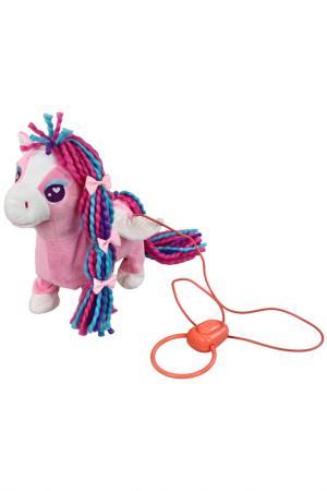 Лошадка Виолетта Fluffy Family. Цвет: мультицвет