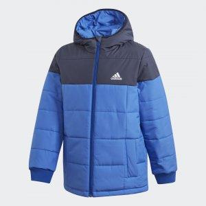 Куртка Midweight Performance adidas. Цвет: синий