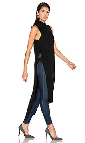 Платье-майка GLAMOROUS. Цвет: черный