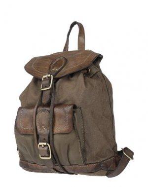 Рюкзаки и сумки на пояс CATERINA LUCCHI. Цвет: зеленый-милитари