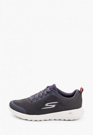 Кроссовки Skechers GO WALK MAX. Цвет: синий