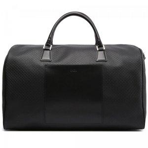 Дорожная сумка Fabi. Цвет: чёрный