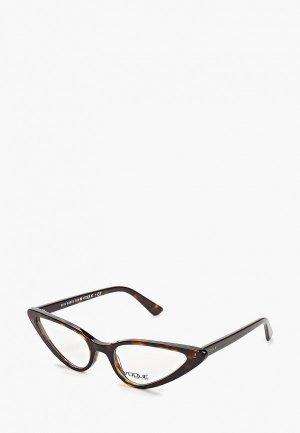 Оправа Vogue® Eyewear VO5281 W656. Цвет: коричневый